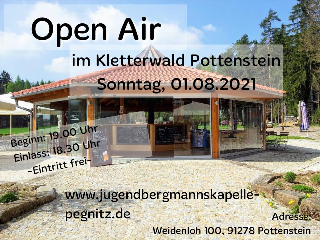 OpenAir im Kletterwald Pottenstein (Weidenloh)