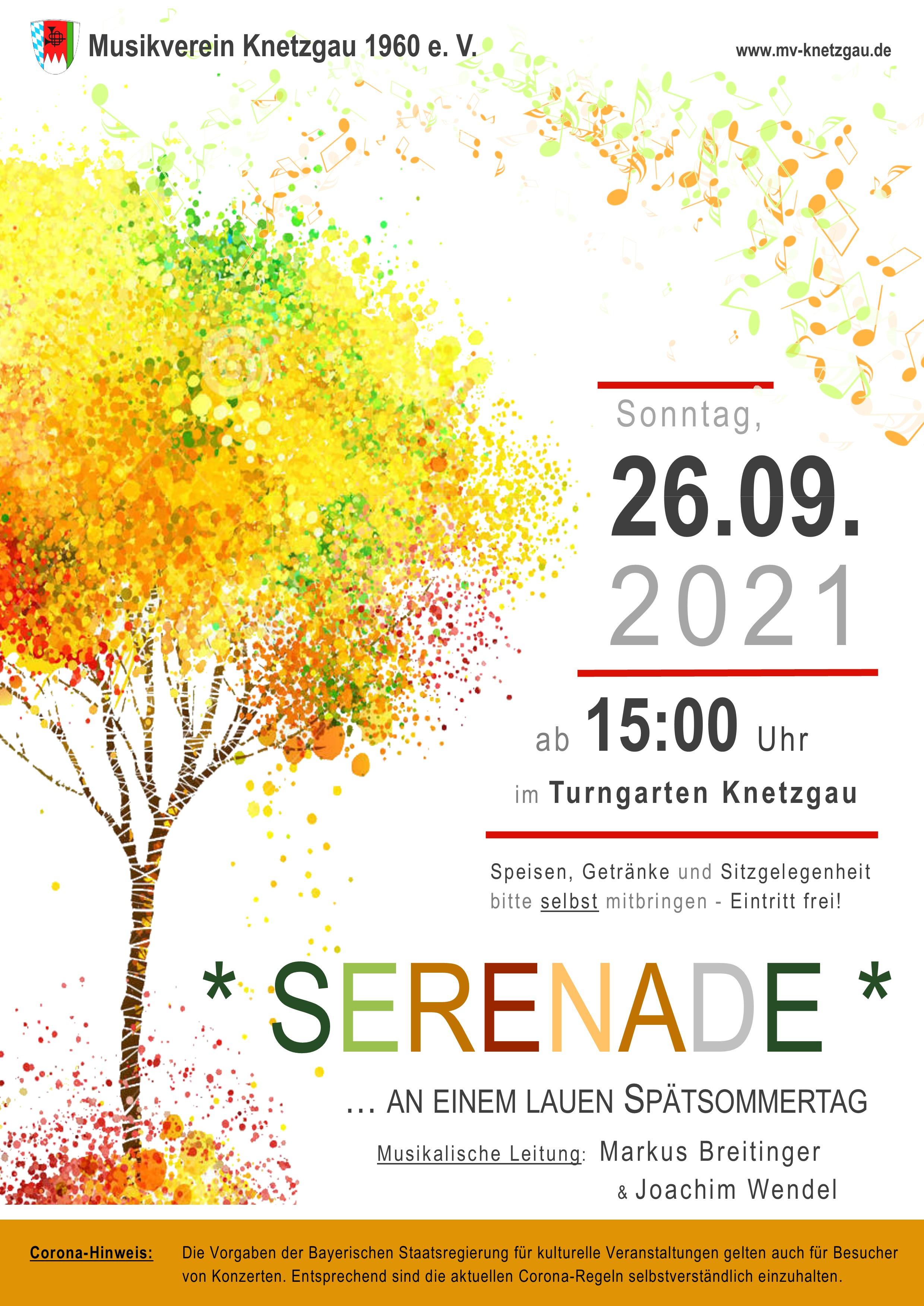 Serenade 2021