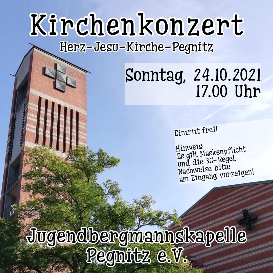 Kirchenkonzert in der Herz-Jesu-Kirche Pegnitz